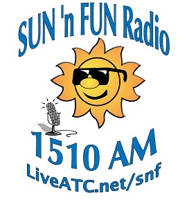 Sun n Fun Radio home page